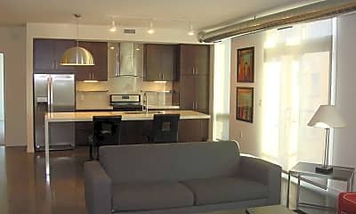 Living Room, Seventeen10 Apartments, 0