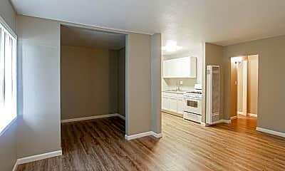 Living Room, Garden Estates, 0