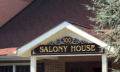 Salony House Senior Apartments, 0