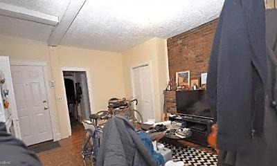 Living Room, 64 Revere St, 2
