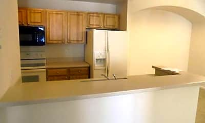 Kitchen, 10075 gate Parkway N 2609, 2