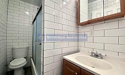 Bathroom, 619 W 175th St, 2