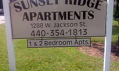 Sunset Ridge Apartments, 1
