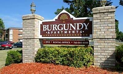 Burgundy Apartments, 2