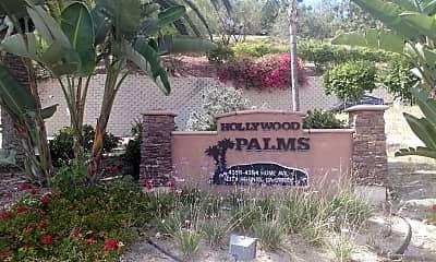 Hollywood Palms, 1