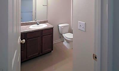 Bathroom, Caspian Hills, 2