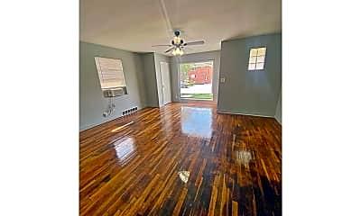 Living Room, 4836 Boyd St, 0