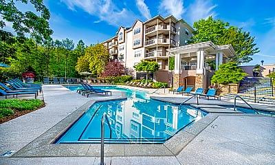 Pool, MAA Chastain, 0
