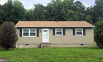 Building, 26310 Loveville Rd, 0
