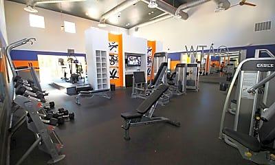 Fitness Weight Room, 1515 Wickersham Ln, 2