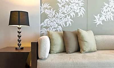 Living Room, OB Laing Apartments, 1