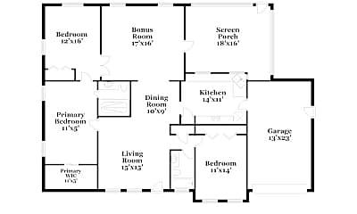 Building, 1116 SE 30th St, 1