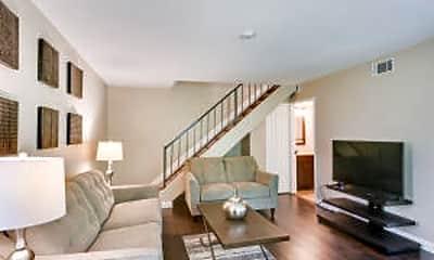 Living Room, 3985 N Quail Ln, 0