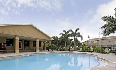 Pool, Rio Vista Village, 0