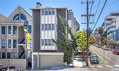 Building, 2550 Leavenworth St, 1