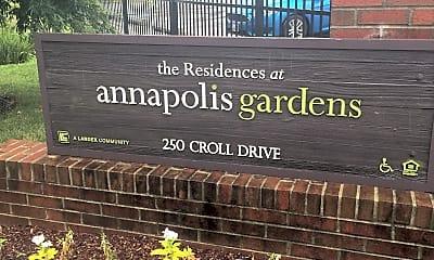 Annapolis Gardens, 1