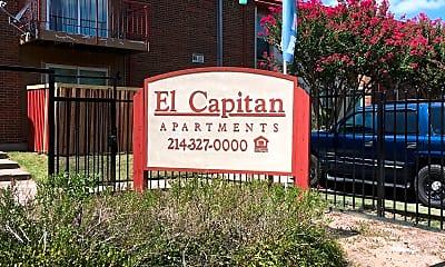 El Capitan Apartments, 1