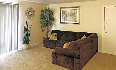 Living Room, Woodland Hills, 1