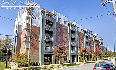 Building, 630 Calvert St #211, 0