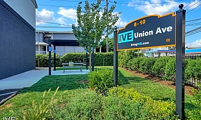 Community Signage, 8 Union Ave, 1