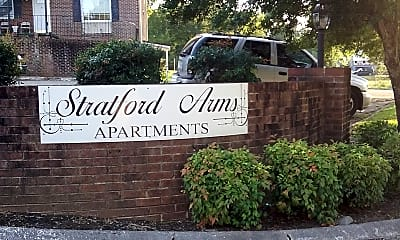 Stratford Arms, 1