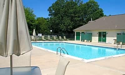 Pool, Apartments At Iron Ridge, 2