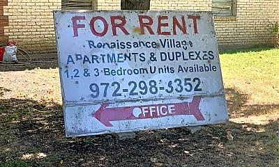 Renaissance Village Apartments & Duplexs, 1