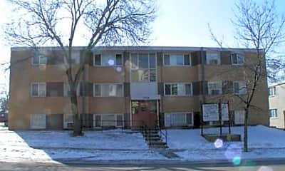 White Bear Apartments, 1