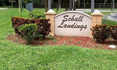 Schall Landings, 1
