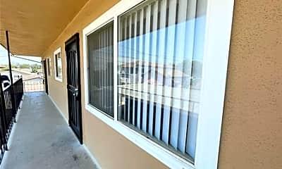 Patio / Deck, 4329 E 55th St J, 1