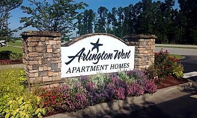 Arlington West Apartment Homes, 1
