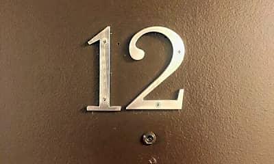 Bedroom, 27 Hege Drive, Unit 12, 1