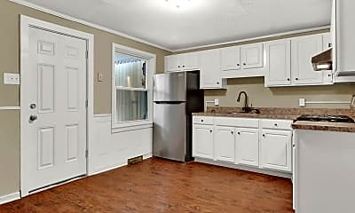 Kitchen, 1456 S 13th St, 1