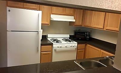Kitchen, Kings View Estates, 0