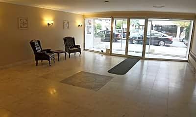 Foyer, Entryway, The Caroline, 1