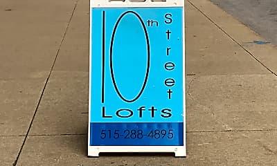 10th Street Lofts, 1