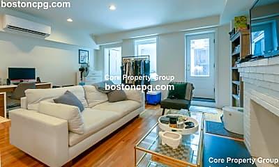Living Room, 233 Beacon St, 1