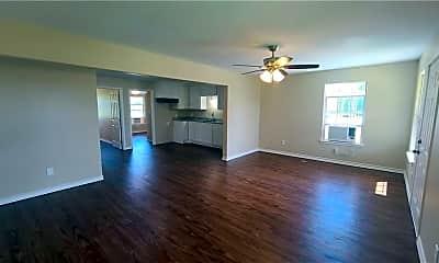 Living Room, 10837 Leopard St C, 1