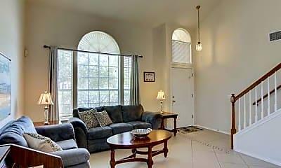 Living Room, 7714 Elkhorn Mountain Trail, 2