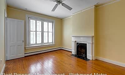 Living Room, 2314 E Grace St, 2