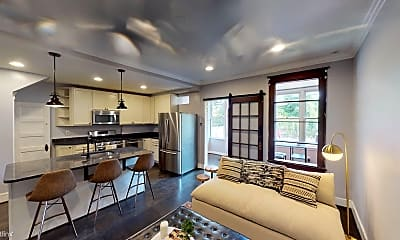 Living Room, 2519 North Capitol St NE, 0