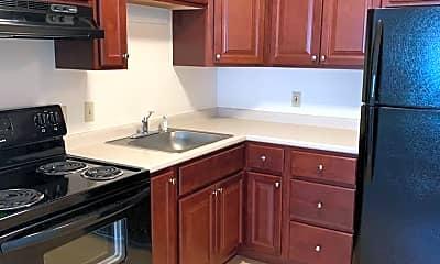 Kitchen, Briston Manor West: 55+ Senior Living, 1