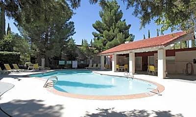 Pool, Coronado Trails, 1