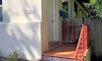 Patio / Deck, 1711 SW 21st Terrace 1711, 0