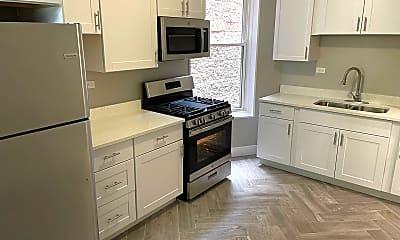 Kitchen, 1248 S Troy St, 1