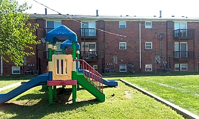 Steeplechase Apartments, 2