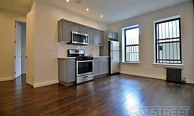 Kitchen, 592 Albany Ave 4D, 0