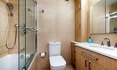 Bathroom, 455 North End Ave, 2