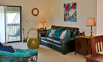 Living Room, Countrywood At Vernon, 1