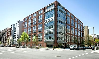 Building, 1300 N St NW 613, 1